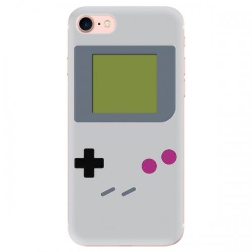 Odolné silikonové pouzdro iSaprio - The Game - iPhone 7