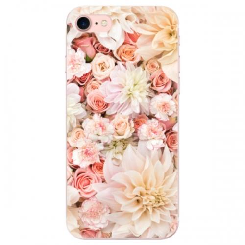 Odolné silikonové pouzdro iSaprio - Flower Pattern 06 - iPhone 7