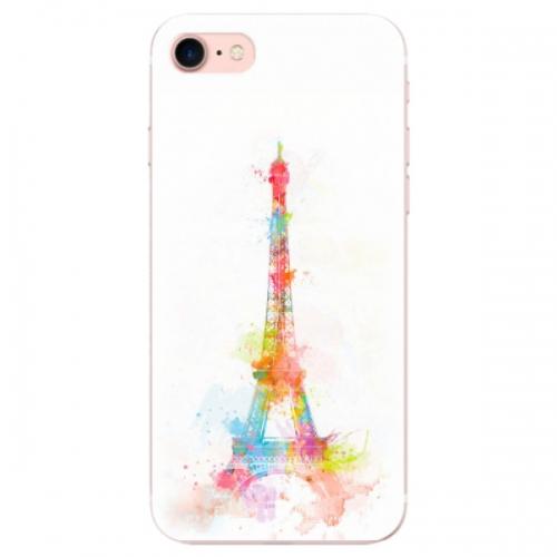 Odolné silikonové pouzdro iSaprio - Eiffel Tower - iPhone 7