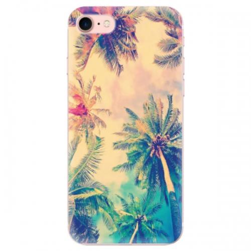 Odolné silikonové pouzdro iSaprio - Palm Beach - iPhone 7