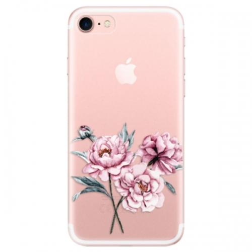 Odolné silikonové pouzdro iSaprio - Poeny - iPhone 7