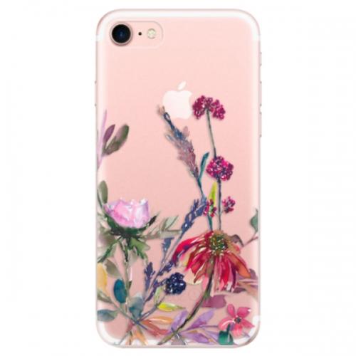 Odolné silikonové pouzdro iSaprio - Herbs 02 - iPhone 7
