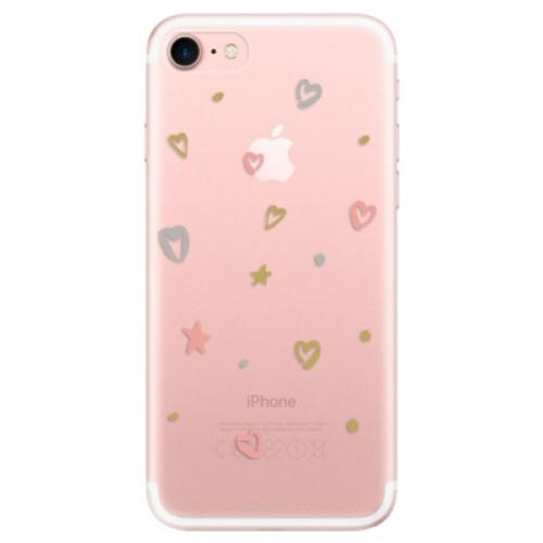 Odolné silikonové pouzdro iSaprio - Lovely Pattern - iPhone 7