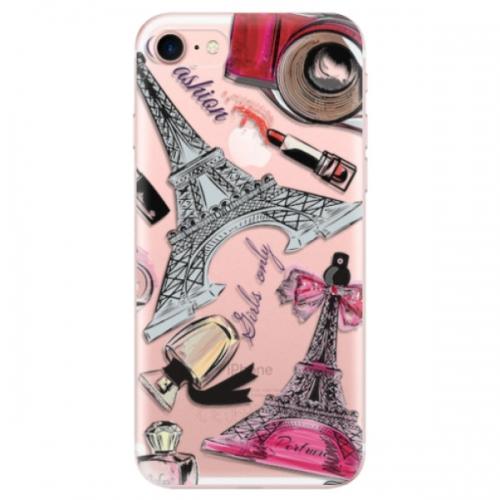 Odolné silikonové pouzdro iSaprio - Fashion pattern 02 - iPhone 7