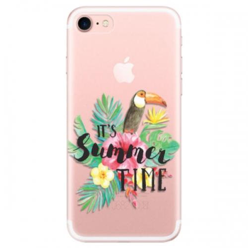 Odolné silikonové pouzdro iSaprio - Summer Time - iPhone 7