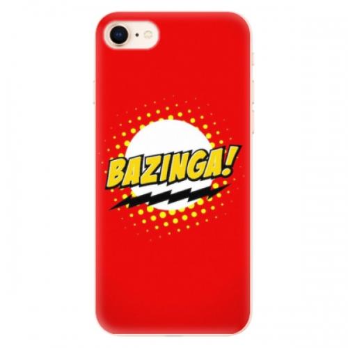 Odolné silikonové pouzdro iSaprio - Bazinga 01 - iPhone 8