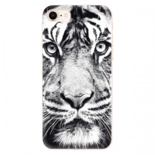 Odolné silikonové pouzdro iSaprio - Tiger Face - iPhone 8