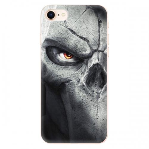 Odolné silikonové pouzdro iSaprio - Horror - iPhone 8
