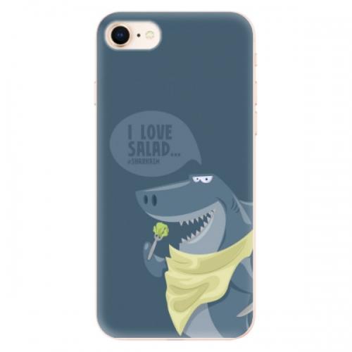 Odolné silikonové pouzdro iSaprio - Love Salad - iPhone 8