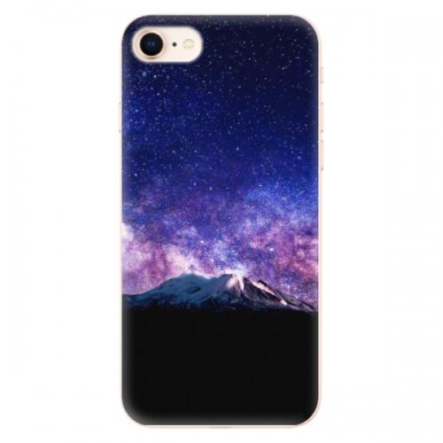 Odolné silikonové pouzdro iSaprio - Milky Way - iPhone 8