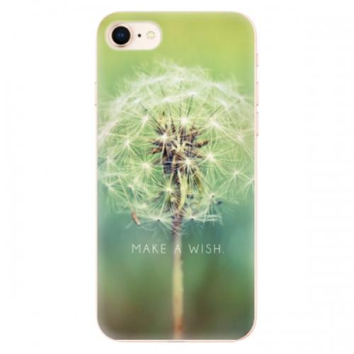 Odolné silikonové pouzdro iSaprio - Wish - iPhone 8