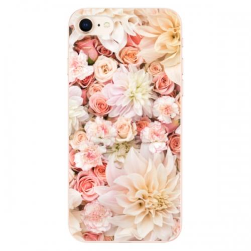 Odolné silikonové pouzdro iSaprio - Flower Pattern 06 - iPhone 8
