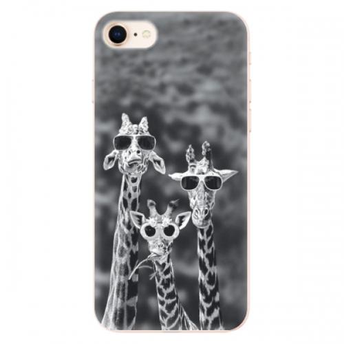 Odolné silikonové pouzdro iSaprio - Sunny Day - iPhone 8