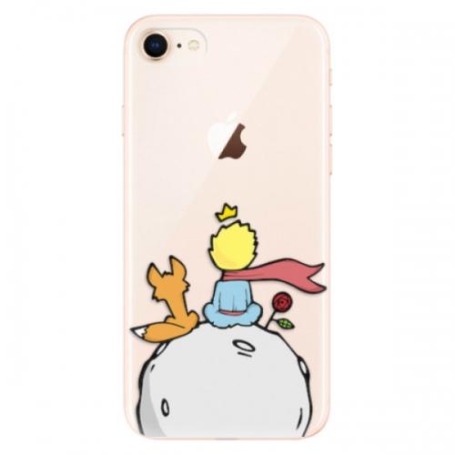 Odolné silikonové pouzdro iSaprio - Prince - iPhone 8
