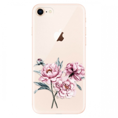 Odolné silikonové pouzdro iSaprio - Poeny - iPhone 8