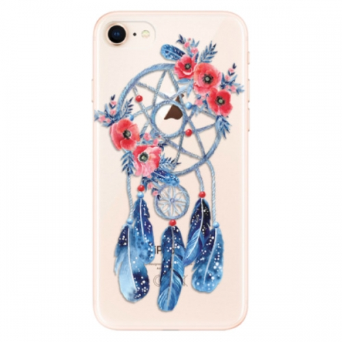 Odolné silikonové pouzdro iSaprio - Dreamcatcher 02 - iPhone 8