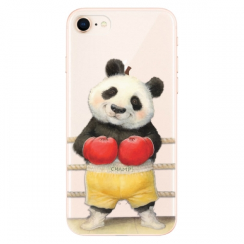 Odolné silikonové pouzdro iSaprio - Champ - iPhone 8