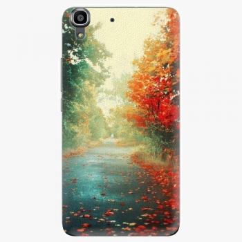 Plastový kryt iSaprio - Autumn 03 - Huawei Ascend Y6