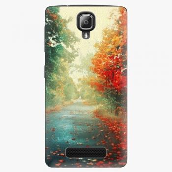 Plastový kryt iSaprio - Autumn 03 - Lenovo A1000