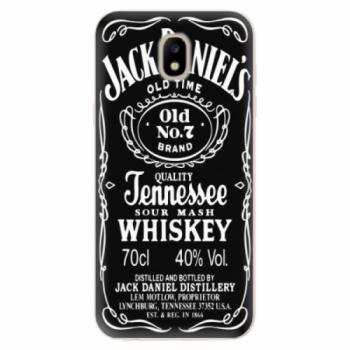 Odolné silikonové pouzdro iSaprio - Jack Daniels - Samsung Galaxy J5 2017