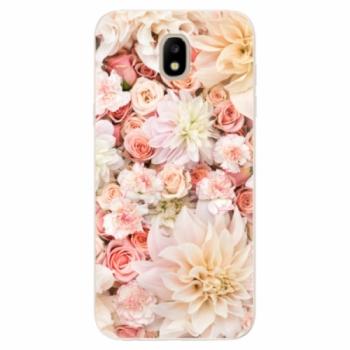 Odolné silikonové pouzdro iSaprio - Flower Pattern 06 - Samsung Galaxy J5 2017