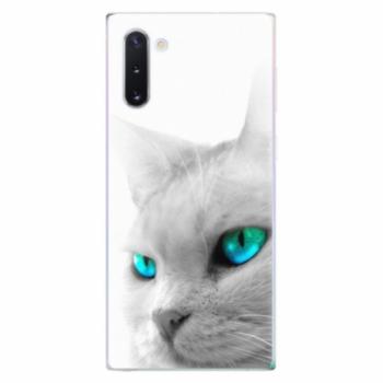 Odolné silikonové pouzdro iSaprio - Cats Eyes - Samsung Galaxy Note 10