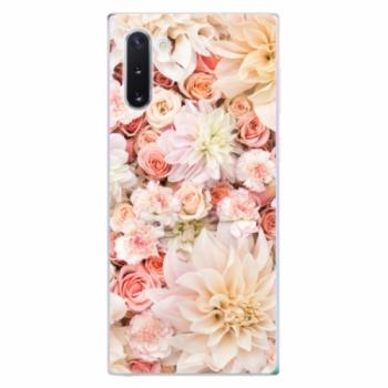 Odolné silikonové pouzdro iSaprio - Flower Pattern 06 - Samsung Galaxy Note 10
