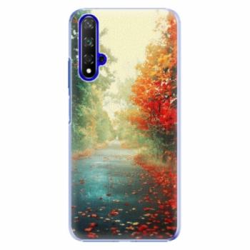 Plastové pouzdro iSaprio - Autumn 03 - Huawei Honor 20
