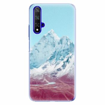 Plastové pouzdro iSaprio - Highest Mountains 01 - Huawei Honor 20