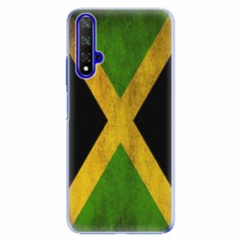 Plastové pouzdro iSaprio - Flag of Jamaica - Huawei Honor 20