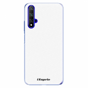 Plastové pouzdro iSaprio - 4Pure - bílý - Huawei Honor 20