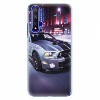 Plastové pouzdro iSaprio - Mustang - Huawei Honor 20