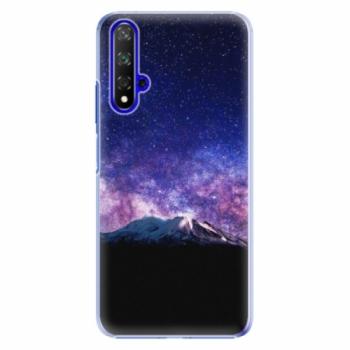 Plastové pouzdro iSaprio - Milky Way - Huawei Honor 20
