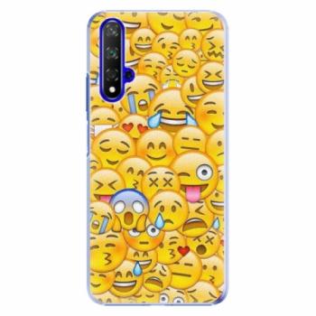 Plastové pouzdro iSaprio - Emoji - Huawei Honor 20