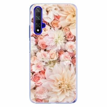Plastové pouzdro iSaprio - Flower Pattern 06 - Huawei Honor 20