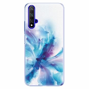 Plastové pouzdro iSaprio - Abstract Flower - Huawei Honor 20