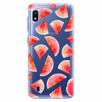 Plastové pouzdro iSaprio - Melon Pattern 02 - Samsung Galaxy A10