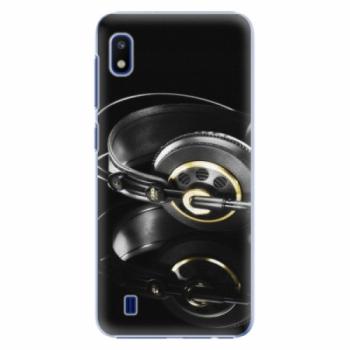 Plastové pouzdro iSaprio - Headphones 02 - Samsung Galaxy A10