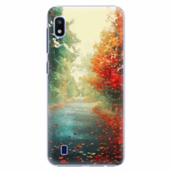 Plastové pouzdro iSaprio - Autumn 03 - Samsung Galaxy A10