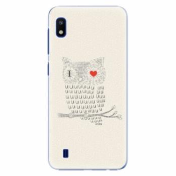 Plastové pouzdro iSaprio - I Love You 01 - Samsung Galaxy A10