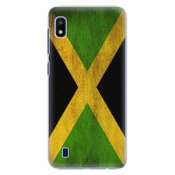 Plastové pouzdro iSaprio - Flag of Jamaica - Samsung Galaxy A10