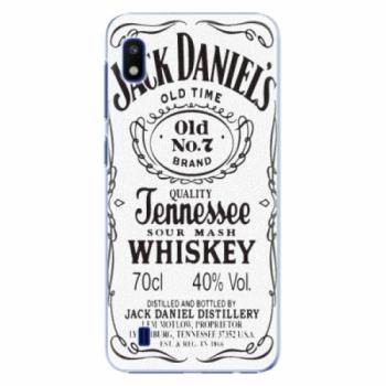 Plastové pouzdro iSaprio - Jack White - Samsung Galaxy A10