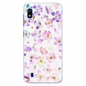 Plastové pouzdro iSaprio - Wildflowers - Samsung Galaxy A10