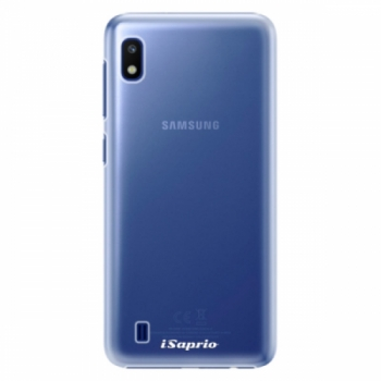 Plastové pouzdro iSaprio - 4Pure - mléčný bez potisku - Samsung Galaxy A10