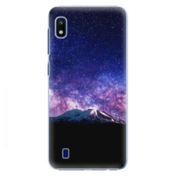 Plastové pouzdro iSaprio - Milky Way - Samsung Galaxy A10