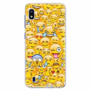 Plastové pouzdro iSaprio - Emoji - Samsung Galaxy A10