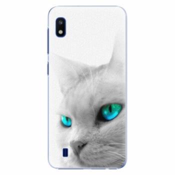 Plastové pouzdro iSaprio - Cats Eyes - Samsung Galaxy A10