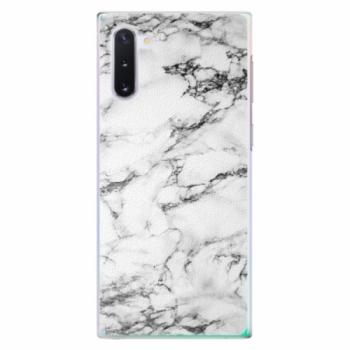 Plastové pouzdro iSaprio - White Marble 01 - Samsung Galaxy Note 10