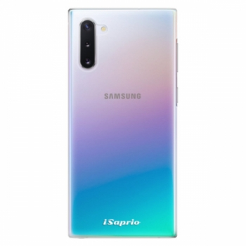 Plastové pouzdro iSaprio - 4Pure - mléčný bez potisku - Samsung Galaxy Note 10