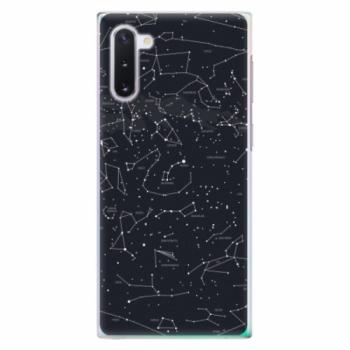 Plastové pouzdro iSaprio - Night Sky 01 - Samsung Galaxy Note 10